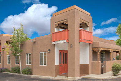 Hippauf and Associates Office Building, Santa Fe, NM